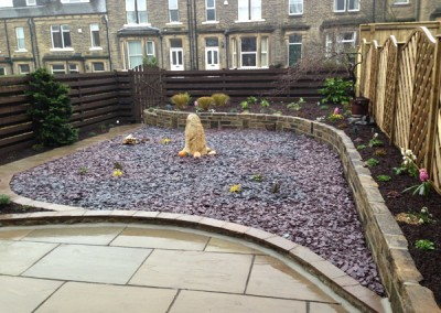 Front Patio Makeover in Halifax, West Yorkshire